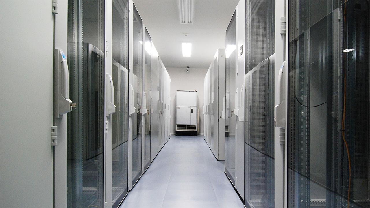 ITE自社データセンター