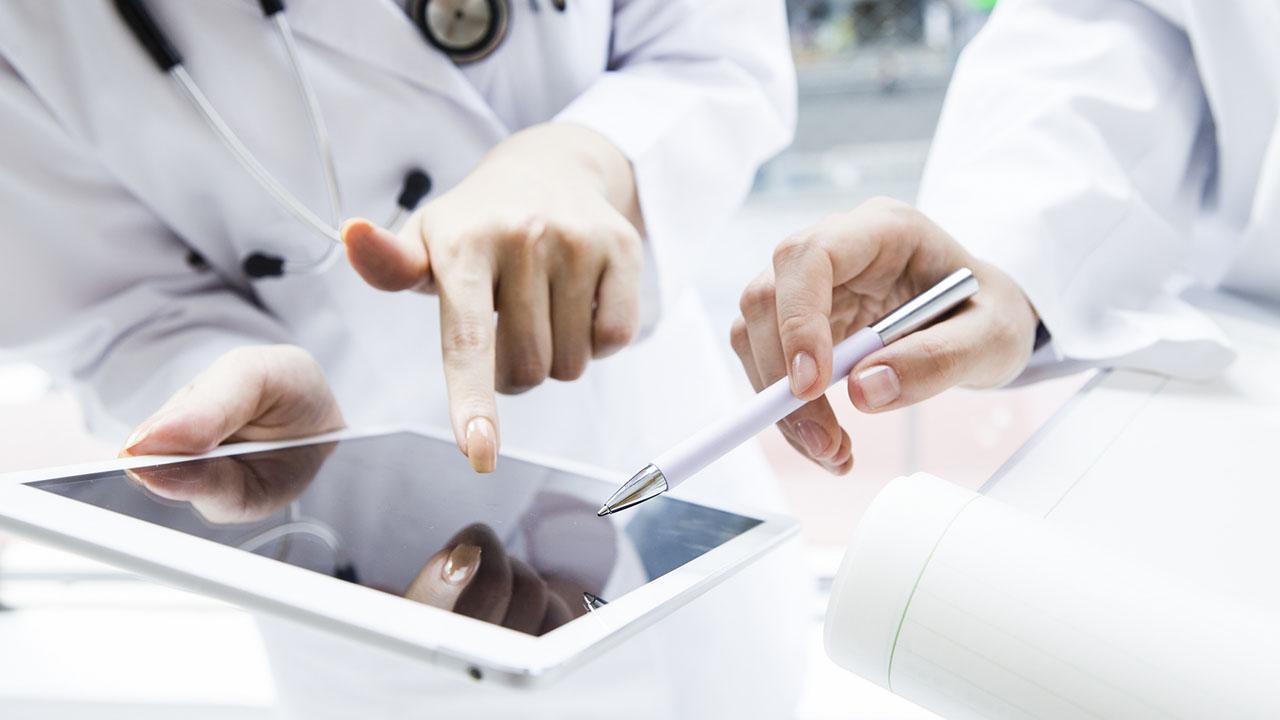 医療ハイテクイメージ