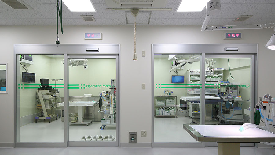 DVMsオペ室