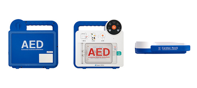AED-products